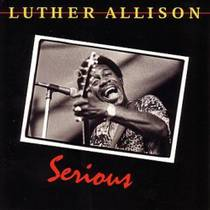 Picture of a band or musician: Luther Allison