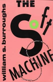 Picture of a book: The Soft Machine