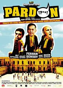Picture of a movie: Pardon
