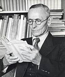 Picture of an author: Hermann Hesse