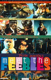 Picture of a movie: Meet The Feebles