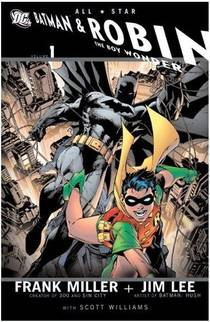 Picture of a book: All-Star Batman and Robin, the Boy Wonder