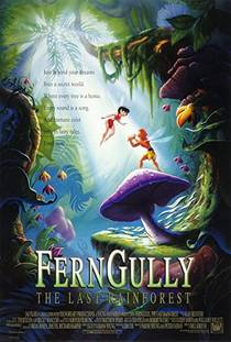 Picture of a movie: Ferngully: The Last Rainforest