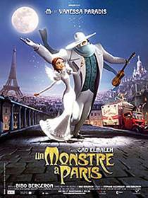 Picture of a movie: A Monster In Paris