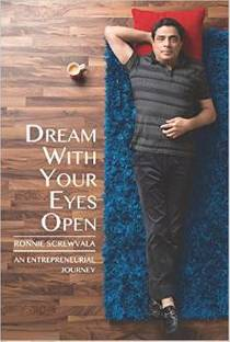 Picture of a book: Dream With Your Eyes Open: An Entrepreneurial Journey