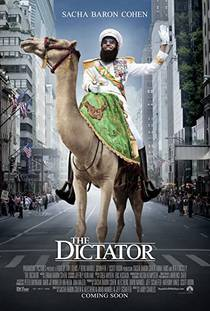Picture of a movie: The Dictator