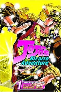 Picture of a book: Jojo's Bizarre Adventure, Vol. 1