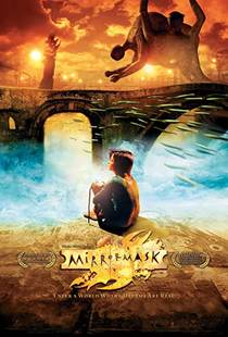 Picture of a movie: Mirrormask