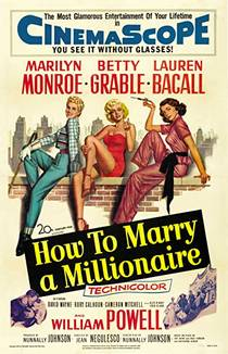 Picture of a movie: How To Marry A Millionaire