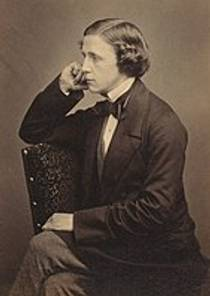 Picture of an author: Lewis Carroll