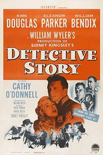 Picture of a movie: Detective Story
