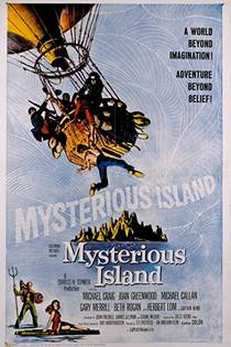 Picture of a movie: Mysterious Island