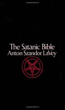 Picture of a book: The Satanic Bible