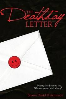 Picture of a book: The Deathday Letter