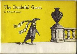 Picture of a book: The Doubtful Guest
