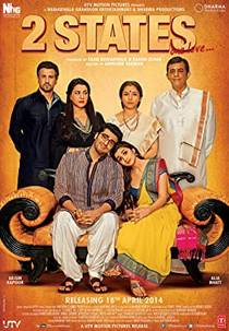 Picture of a movie: 2 States