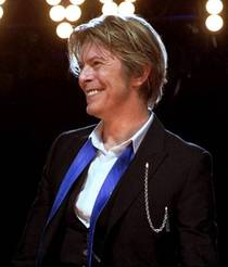 Picture of a band or musician: David Bowie