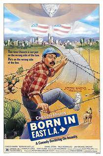 Picture of a movie: Born In East L.A.