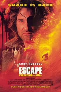Picture of a movie: Escape From L.A.