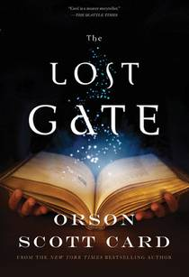 Picture of a book: The Lost Gate