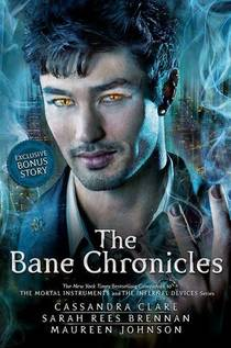 Picture of a book: The Bane Chronicles