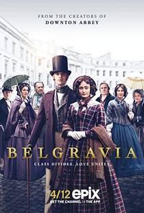 Picture of a TV show: Belgravia