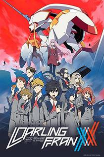 Picture of a TV show: Darling In The Franxx