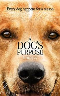 Picture of a movie: A Dog's Purpose
