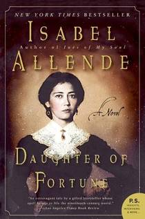 Picture of a book: Daughter Of Fortune