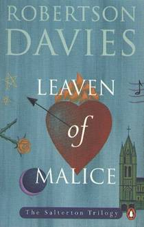 Picture of a book: Leaven Of Malice