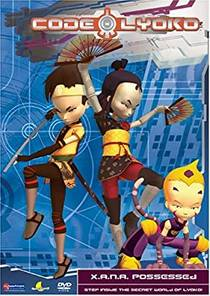 Picture of a TV show: Code Lyoko