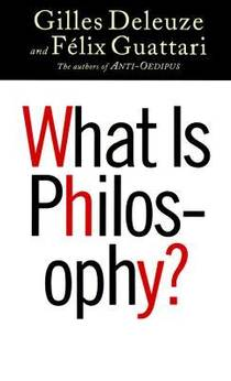 Picture of a book: What Is Philosophy?