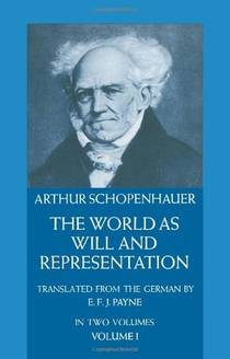 Picture of a book: The World As Will And Representation, Vol. 1