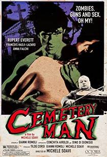 Picture of a movie: Cemetery Man