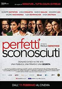Picture of a movie: Perfetti Sconosciuti