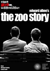 Picture of a book: The Zoo Story