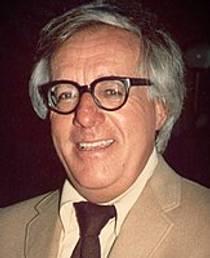 Picture of an author: Ray Bradbury