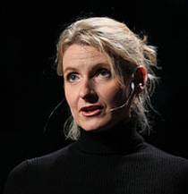 Picture of an author: Elizabeth Gilbert