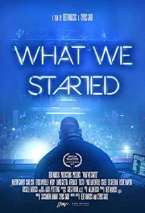 Picture of a movie: What We Started
