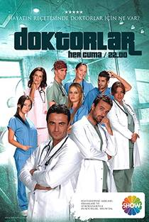 Picture of a TV show: Doktorlar