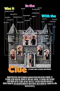 Picture of a movie: Clue