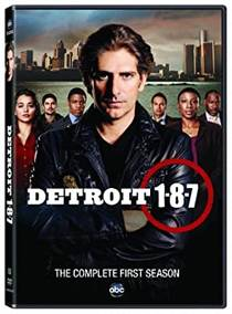Picture of a TV show: Detroit 1-8-7