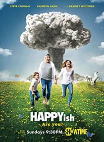 Picture of a TV show: Happyish