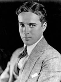 Picture of an author: Charlie Chaplin