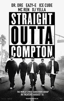 Picture of a movie: Straight Outta Compton
