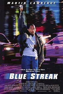 Picture of a movie: Blue Streak