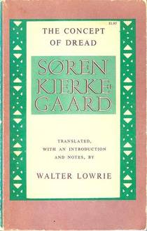 Picture of a book: Concept of Dread
