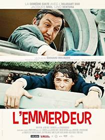 Picture of a movie: L'emmerdeur