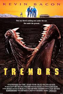 Picture of a movie: Tremors