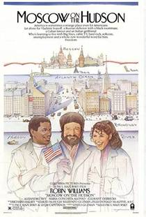 Picture of a movie: Moscow On The Hudson